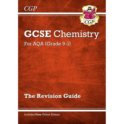 CGP GCSE Chemistry Grade 9-1: Revision Guide image number 1