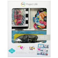 American Crafts: Project Life Heidi Swapp 100 Piece Card Kit