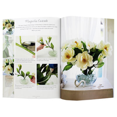 Arranging Faux Flowers and Foilage image number 3