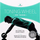 Fitness Toning Wheel image number 2