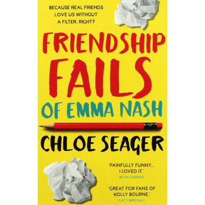 Friendship Fails of Emma Nash image number 1