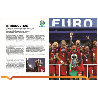UEFA EURO 2020: The Official Book image number 3