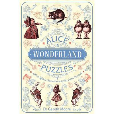 Alice in Wonderland Puzzles image number 1
