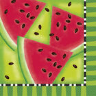 Watermelon Paper Napkins - 16 Pack image number 1