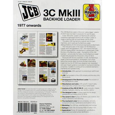Haynes 3C MkIII Backhoe Loader image number 3