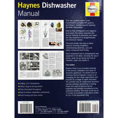 Haynes Dishwasher Manual image number 3