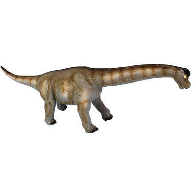 29 Inch Brachiosaurus Soft Dinosaur Figure image number 2