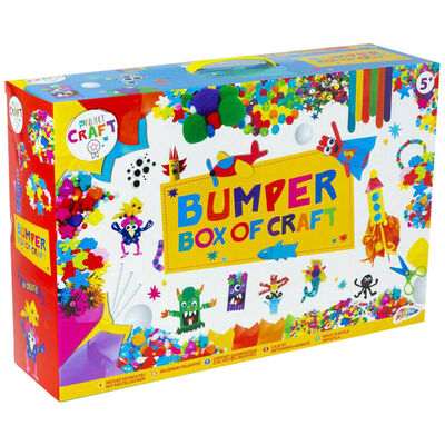 Bumper Box of Craft image number 1