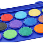 Colour Crazy 22 Watercolour Paints and Brush Set image number 2