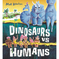 Dinosaurs vs Humans