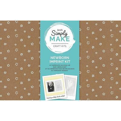 Simply Make - Newborn Imprint Kit image number 1