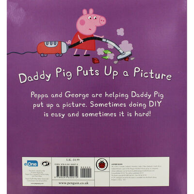 Peppa Pig: Daddy Puts Up a Picture image number 2