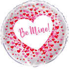 18 Inch Be Mine Foil Helium Balloon image number 1