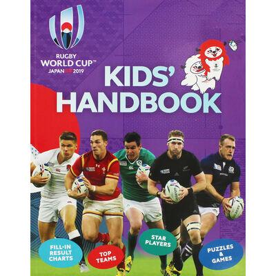 Rugby World Cup 2019: Kids' Handbook image number 1
