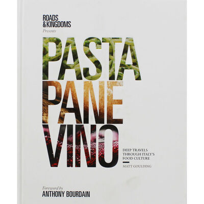 Pasta Pane Vino: Deep Travels Through Italy's Food Culture image number 1