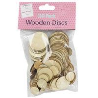 Wooden Discs - Pack of 110