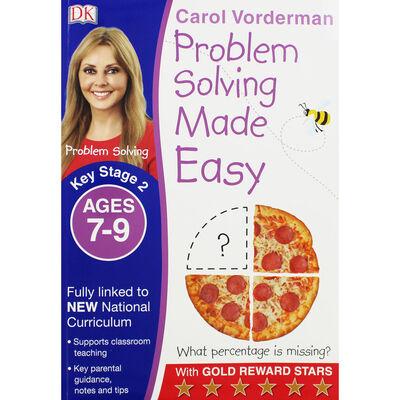 Carol Vorderman: Problem Solving Made Easy: Age 7-9 image number 1