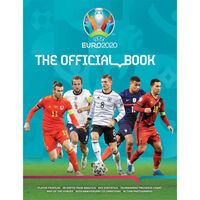 UEFA EURO 2020: The Official Book