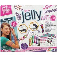 Style Fashion Jelly Art