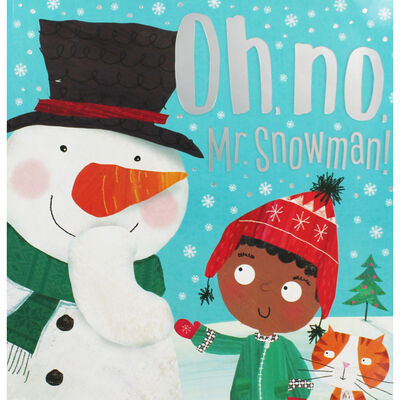 Oh No, Mr Snowman! image number 1