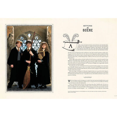 Harry Potter: Page to Screen image number 2