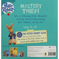 Peter Rabbit: Mystery Thief