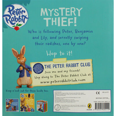 Peter Rabbit: Mystery Thief image number 2