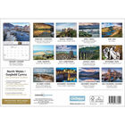 North Wales 2020 A4 Wall Calendar image number 2
