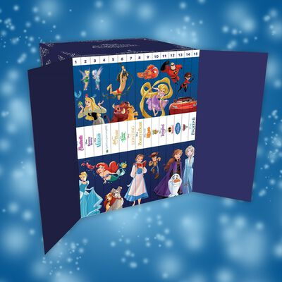 Disney Storytime Collection: 15 Book Box Set image number 6
