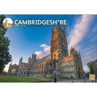 Cambridgeshire 2020 A4 Wall Calendar