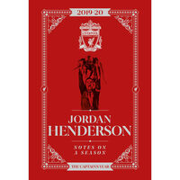 Jordan Henderson: Notes On A Season