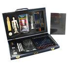 Complete 57 Piece Sketch Set with Carry Case image number 2