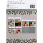 A Christmas Tale Insert Decorative Papers - 36 Sheets image number 3