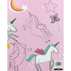 Dot-to-Dot and Activity Book - Unicorns Edition image number 4