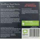 Good Bones Simple Murders and The Tent: MP3 CD image number 2