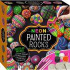 Neon Painted Rocks Kit image number 1