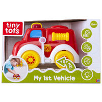 Tiny Tots My 1st Vehicle: Red