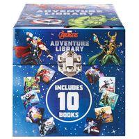 Marvel Avengers: Adventure Library