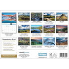 Snowdonia 2020 A4 Wall Calendar image number 2