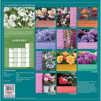 Gardeners Year 2021 Calendar and Diary Set