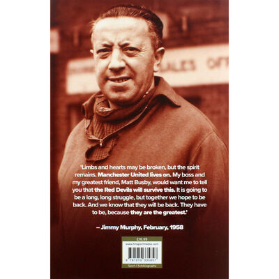 Jimmy Murphy: The Man Who Kept The Red Flag Flying image number 3