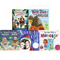 Let's Read Aloud: 10 Kids Picture Books Bundle