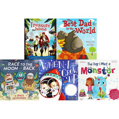 Let's Read Aloud: 10 Kids Picture Books Bundle image number 2