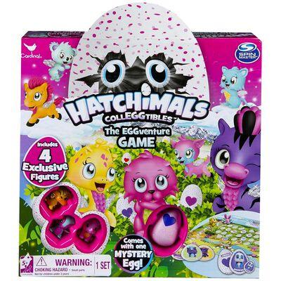 Hatchimals: The Eggventure Board Game image number 1