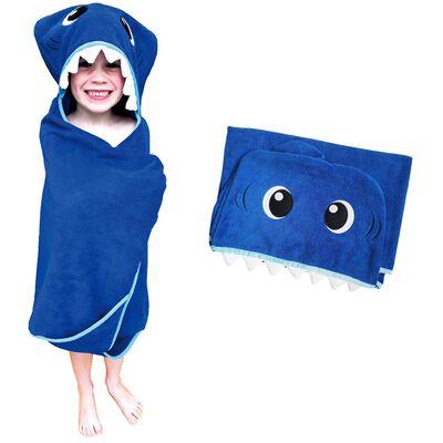Hooded Shark Towel image number 3