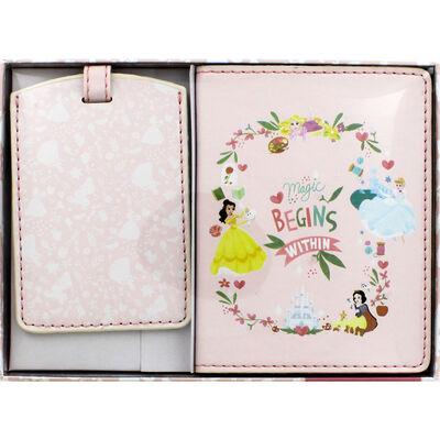 Disney Princess Luggage Accessory Set image number 1
