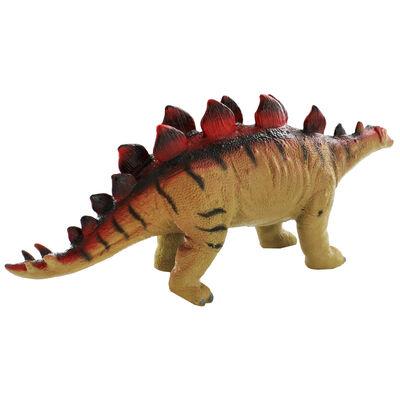 12 Inch Stegosaurus Soft Dinosaur Figure image number 2