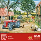Pride and Joy 1000 Piece Jigsaw Puzzle image number 1