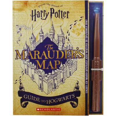 Harry Potter: The Marauder's Map - Guide to Hogwarts image number 1