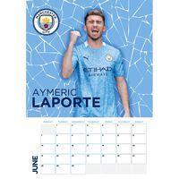 The Manchester City Calendar 2021